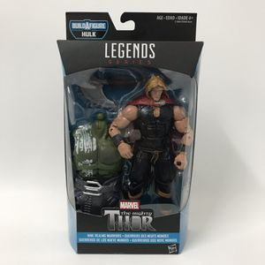 Marvel legends the mighty Thor Action Figure BAF Hulk for Sale in Los Angeles, CA