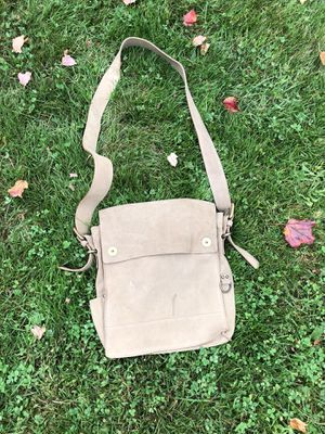 Marc Jacobs Suede Messenger Bag for Sale in Danbury, CT