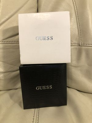 Guess Steel Men's Watch for Sale in Hialeah, FL