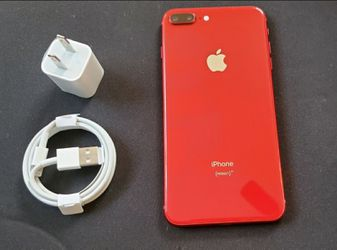 iPhone 8 Plus, |Factory Unlocked & iCloud Unlocked..Full fresh Like New & This phone comes with accessories... for Sale in Springfield,  VA