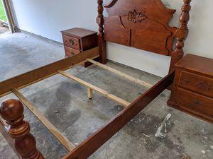 Classic queen bedroom set for Sale in Nashville, TN