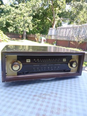 Vintage WEBCOR stereo receiver for Sale in Pawtucket, RI