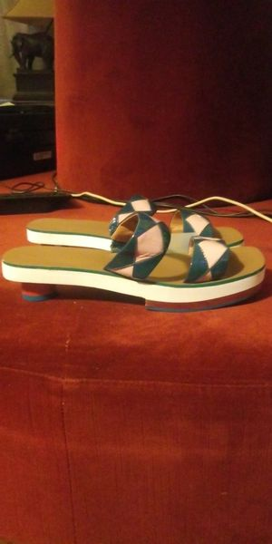 Used, Zara sandals org.$90 sz 10 for Sale for sale  Bridgeport, CT