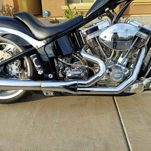 Harley Davidson Softail/ Evo Exhaust for Sale in Tolleson, AZ