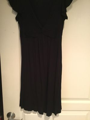 Little black dress, Soprano brand, size S, little c- thru, length from top to bottom 36 inches for Sale in Alexandria, VA