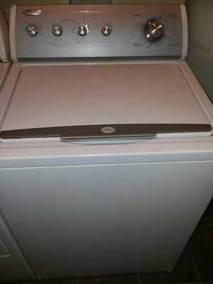 Whirlwind matching washer and dryer for Sale in Marysville, WA