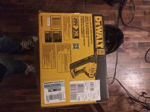 DeWalt battery operated nail gun. Brand new still in box for Sale in Lawton, OK