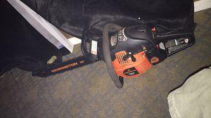 Remington chainsaw for Sale in Prattville, AL