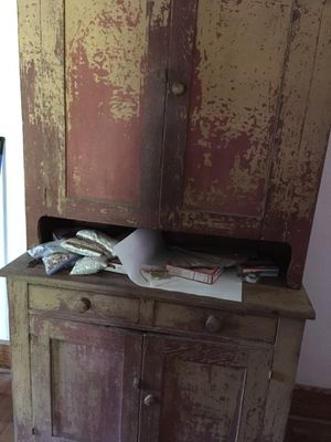 Antique cabinet. 1800s for Sale in Glenford, OH