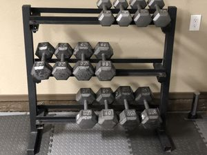 Weightlifting Dumbbells for Sale in Phoenix, AZ