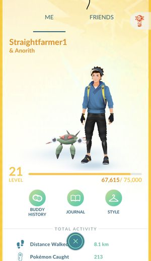 Pokémon Starter account for sale with 2 shiny and 1 regional catch for Sale in Los Angeles, CA