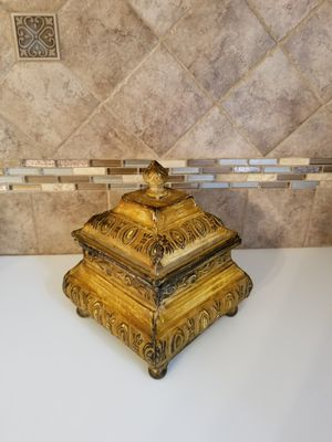 Decorative box for Sale in Jackson, NJ