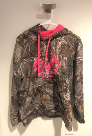 REALTREE XTra women's jacket. (Women's XL but runs a bit small so more like a large) for Sale in Fox Farm-College, WY