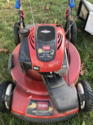 """Toro Lawn Mower ( Recycler 22"""") for Sale in Stoughton, MA"""