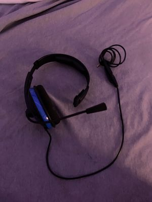 Turtle Beach EARFORCE P4c headset for Sale in Boca Raton, FL
