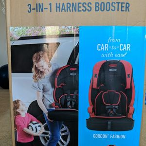 Graco Wayz 3-1 Harness Car seat - New for Sale in Tampa, FL