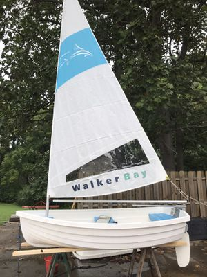 Walker Bay 8 Ft Sailing Dingy for Sale in CHARLOTT HALL, MD