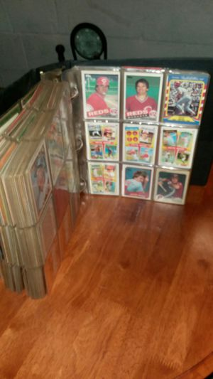baseball cards collection for Sale in Galion, OH