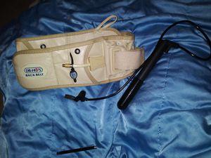 Dr. Ho's back belt...pump for Sale in Evansville, IN