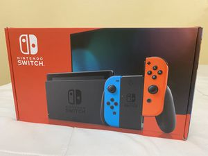 Nintendo Switch Neon Joycons for Sale in Montclair, CA