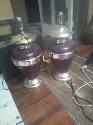 Lamps for Sale in Evansville, IN