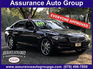 2011 BMW 528i for Sale in Lithonia, GA