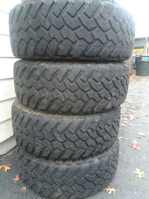 275 70 18 nitto trail grapplers for Sale in Gresham, OR