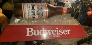 Budweiser pool table light for Sale in Chicago, IL