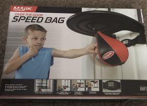 Brand New over the door speed bag for Sale in Mt. Juliet, TN