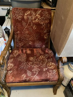 Luxury Grand Chair for Sale in San Diego, CA