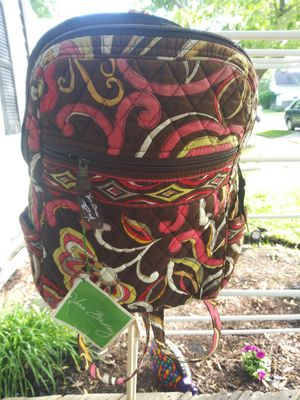 New with tags Vera Bradley backpack purse for Sale in Mason, OH