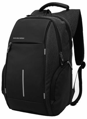 Oxford Laptop Backpack Business Anti Theft Slim Rucksack Water Resistant Durable Large Capacity Daypack with Reflective Strip for Sale in Bristow, VA