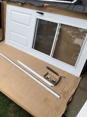 Andersen Storm door 36x80( inc hardware) for Sale in North Royalton, OH