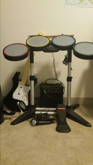 Rockband set (ps3) for Sale in Fort Meade, MD