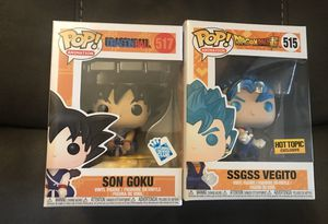 Dragon Ball Z pops for Sale in Whittier, CA