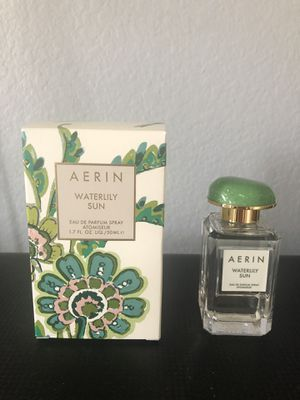 Aerin Waterlily Sun 1.7 oz Perfume for Sale in Jurupa Valley, CA