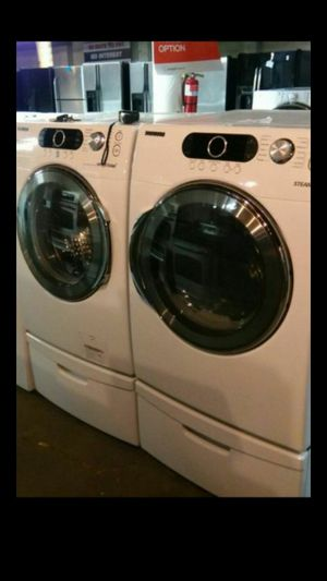 *\*/Sale store full of nice reconditioned refrigerator washer dryer stove stackable+financing available a free warranty//*\ for Sale in Seattle, WA