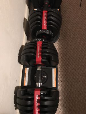 Bowflex Dial weight for Sale in Philippi, WV