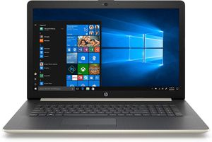 "HP 17.3"" Notebook Intel i5-8250U Processor 17-by0089cl 2tb hd 16gb ram Bluetooth WiFi wlan laptop pc personal computer for Sale in Ontario, CA"