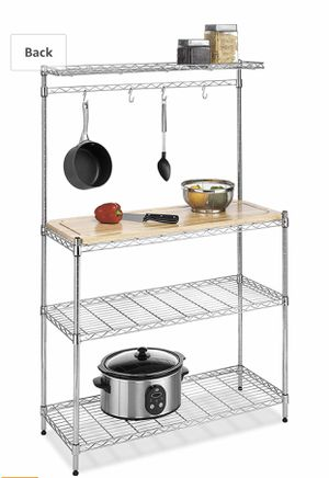 New Amazon Bakers Rack for Sale in Maywood, IL