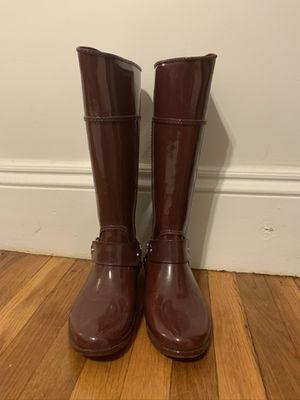 Women's Michael Kors Rain Boots for Sale in Waltham, MA