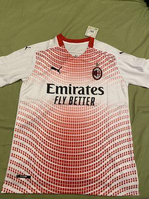 20-21 Ac Milan away soccer jersey for Sale in Sterling, VA
