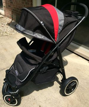 Graco Aire 4 XT Performance Travel System - Marco Like New for Sale in Batavia, OH