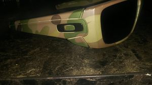 Oakely camo fuel cell sunglasses OO9096-76 for Sale in Abilene, TX
