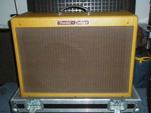 Fender hot rod deluxe limited edition for Sale in Upland, CA