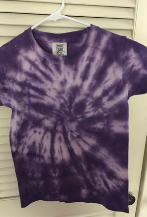 Tie dye shirt size youth XS. for Sale in Irmo, SC