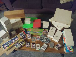 Tons of Baseball Cards!!! for Sale in Modesto, CA