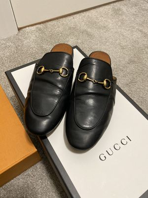 Women's Gucci Princetown mule loafer for Sale in Portland, OR