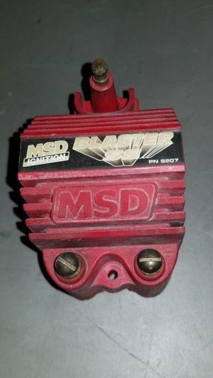 MSD BLASTER COIL & WIRE for Sale in Tulsa, OK