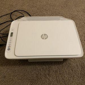 HP DeskJet 2652 Printer + Ink + Two Types Papers for Sale in Daytona Beach, FL